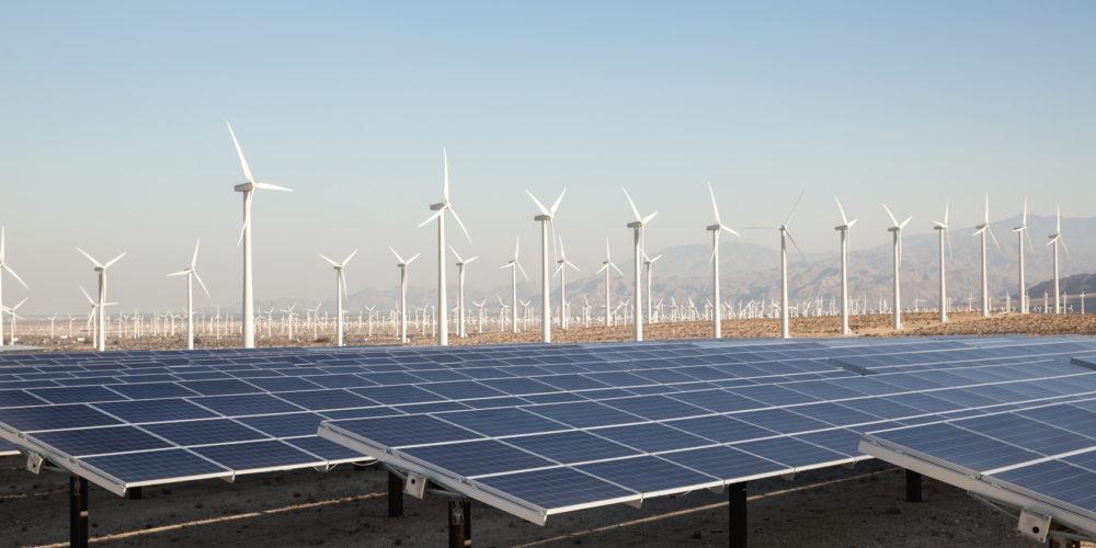 Ministerstwo Energii nie planuje zakupu energii odnawialnej w 2018 r.